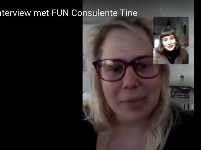 Een interview met FUN Consulente Tine!